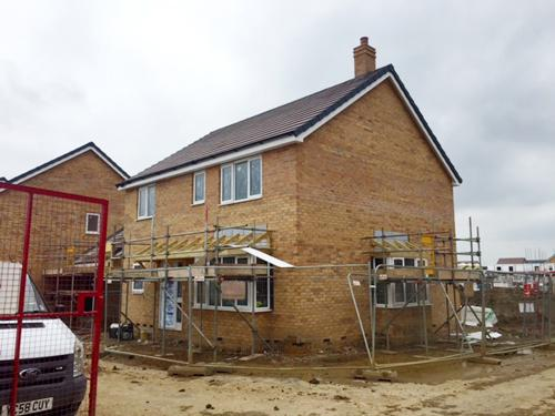 South Northamptonshire provides fair share of new homes