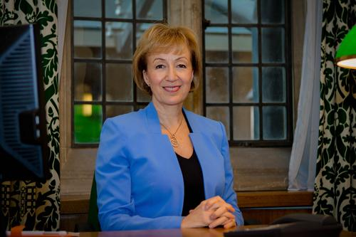 The Rt Hon. Andrea Leadsom MP, Member of Parliament for South Northamptonshire, has called for local roads to be considered eligible for funding under proposals by the Department for Transport for a new Major Road Network.