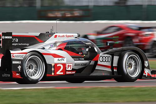 The Spirit of Le Mans comes to Silverstone