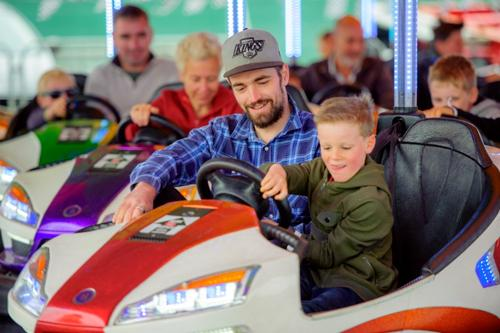 What better way to spoil your special dad on Father's Day on Sunday 17 June than with coveted tickets to the world's biggest classic motor racing festival?