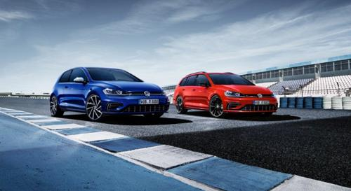 Volkswagen R is the inspiration for the Polo R Supercar, which will be seen competing at Cooper Tires World RX of Great Britain at Silverstone in the hands of defending champion Johan Kristoffersson and motorsport legend Petter Solberg.
