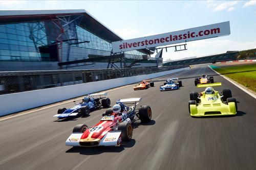 Living up to its illustrious reputation as the world's biggest historic motor racing festival, this summer's Silverstone Classic welcomes the greatest Formula 2 grid of all time.