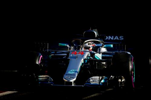 Mercedes-AMG Petronas Motorsport complete over 1,000 laps in 2018 pre-season testing