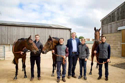 Towcester's first meeting of the season on Wednesday (11th October 2017) with Kings Temptation  PAUL Webber's in-form stables at Cropredy Lawn bid to keep the bandwagon rolling with Copperfacejack as Towcester stages its first jumping fixture for 142 days on Wednesday.