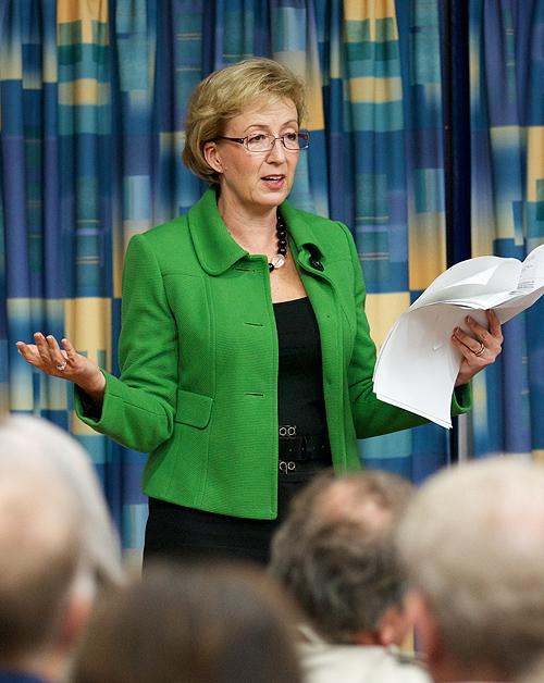 Andrea Leadsom MP goes through some of the correspondence she has had with the head of the inspectorate and Eric Pickles office.