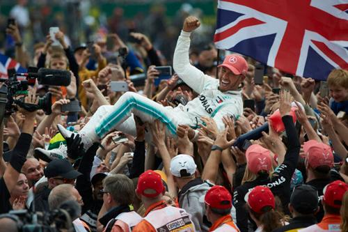 Lewis Hamilton claimed his 80th victory in Formula One, his seventh of the 2019 season and sixth at the British Grand Prix, making him the most successful driver at this event