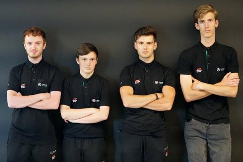 The team has recruited four top eracing talents to compete in the F1 Esports Series. British gamer Brendon Leigh, winner of last year's inaugural F1 Esports Series, will compete alongside his compatriot Harry Jacks, holder of numerous league titles. Patryk Krutyi from Poland, who won four league titles in his home country, and the Hungarian Dani Bereznay, who was selected by the team in the F1 Esports Pro Draft a few weeks ago, complete the gamer line-up. Please find more information on the four gamers attached.