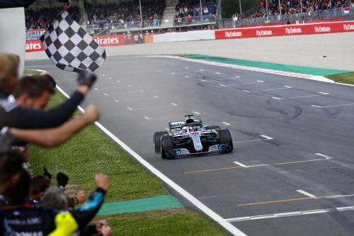 Mercedes-AMG Petronas Motorsport start the European season with a 1-2 victoy