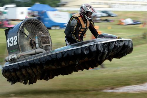 Hovercraft Racing at Towcester - Round 5: 20/21 July