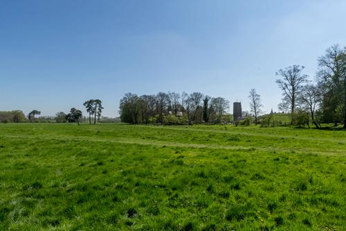 The Watermeadows, which were once shut off to the public as part of the grade II listed parkland of the Easton Neston Estate, are now accessible to all.