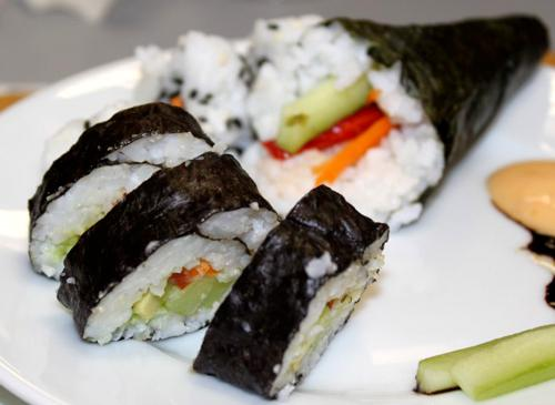 Sushi Made Simple at Bay Tree Cottage