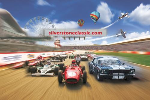 Forget the imminent arrival of blustery autumn and chilly winter, tickets for next summer's sizzling Silverstone Classic are going on sale from Monday 16 October 2017.