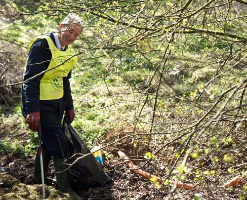 The Towcester Tidy Up sessions organised by Towcester Rotary Club over recent years have been very successful and a lot of people were involved over the various sessions.