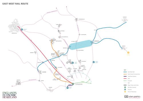 England's Economic Heartland working to ensure Northampton benefits fully from East West Rail