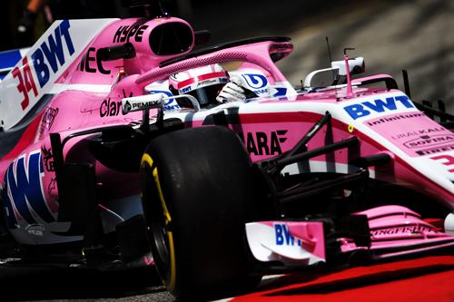 Silverstone based F1 Sahara Force India brought the two-day Barcelona test session to a close with development driver, Nikita Mazepin, in the car. Third driver Nicholas Latifi worked with Pirelli on the development of their 2019 tyre range.