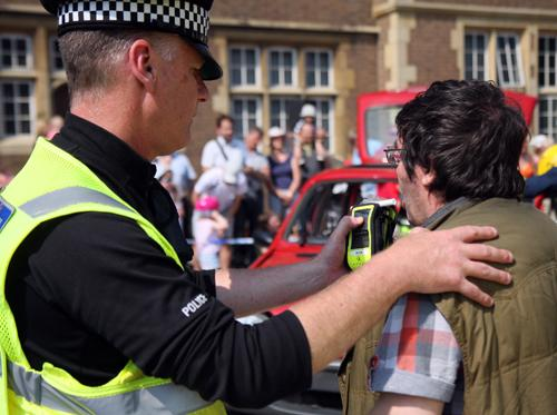 Summer drink drive campaign in Northants