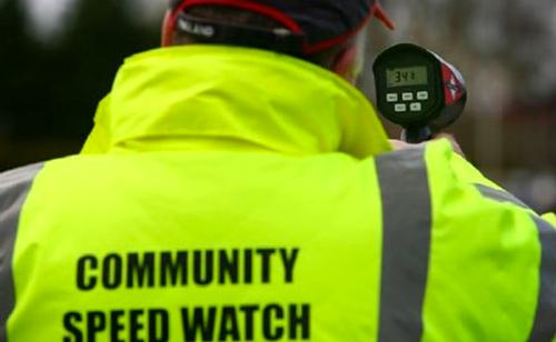 Community Speed Watch is an initiative which sees fully trained residents use speed detection devices to monitor vehicles travelling through their towns and villages on roads with limits of 20, 30 and 40mph.