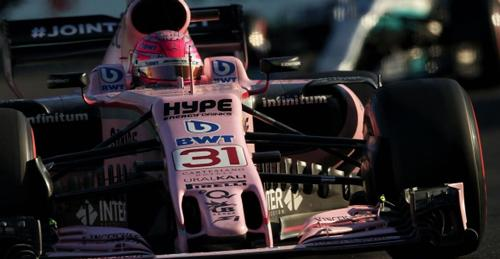 Silverstone based F1 Sahara Force India gets ready for this weekend's Singapore Grand Prix.