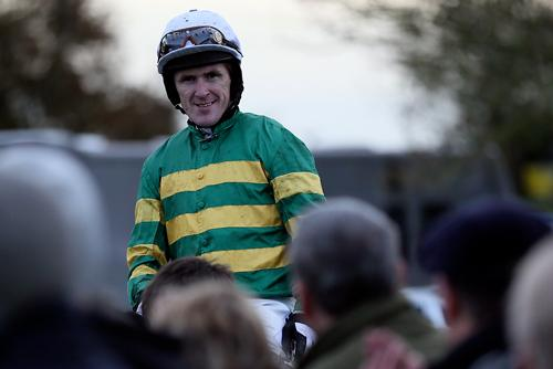 Liberal Democrats Concerned Over Racecourse's Future - AP McCoy immediately after winning his 4000th race at Towcester
