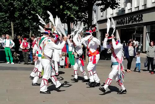 Brackley Morris 'Open Tasters'