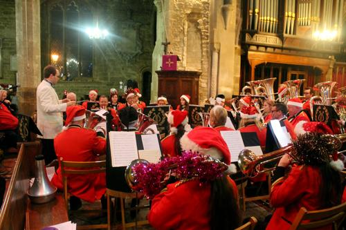 St Lawrence Church and we return there on Wednesday 18th December 2019 for our Christmas concert.