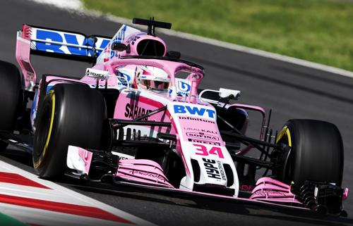Racing Point UK Limited acquires Force India Formula One Team