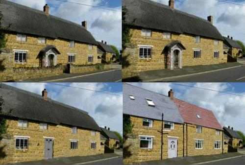 The creeping change of permitted development in a Conservation Areas