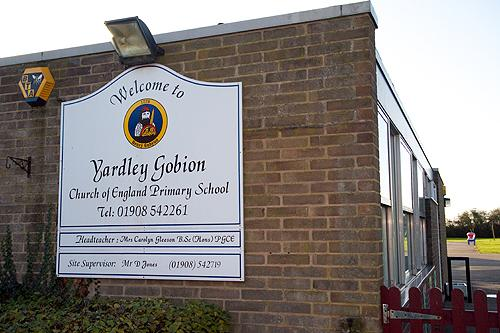 Yardley Gobion C of E Primary School