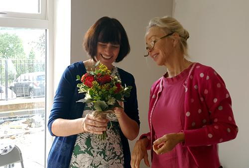 Floristry Workshops at Bay Tree Cottage