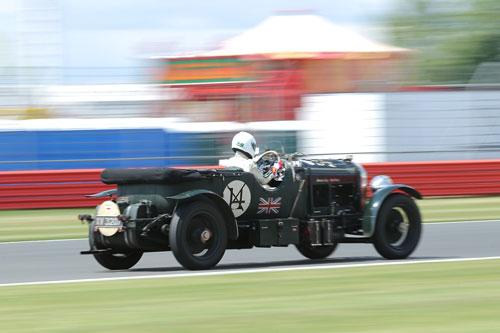 Next summer's Silverstone Classic is now confirmed for the weekend of Friday 31 July to Sunday 2 August 2020..