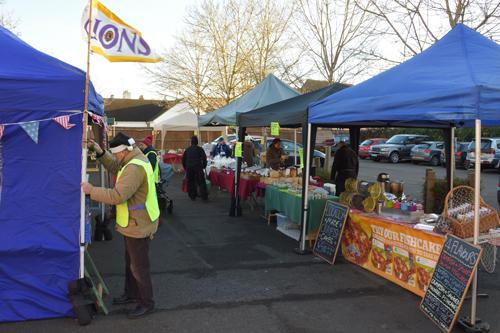 The next Farmers Market in Towcester will be on Friday 12th July 2019, at Richmond Road car park in Towcester, next to Dominos. The market runs from 9am to 1.30pm