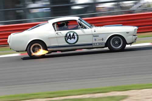 Sixties American muscle cars back on the Silverstone Classic bill - Transatlantic Touring Cars always a huge crowd-pleaser - Cyclone storms into London for Regent Street Motor Show - Super Early Bird tickets now on sale at 2017 prices