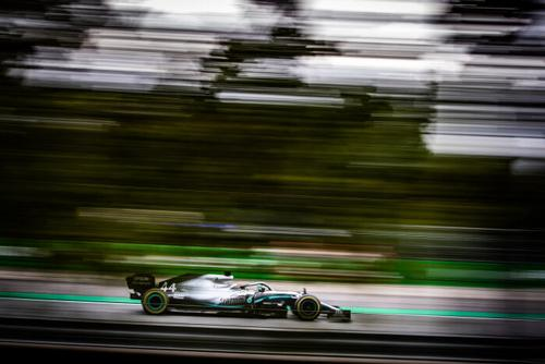 Lewis and Valtteri take P2 and P3 on the grid at Monza