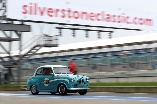 "Having recently tested an A35, Costello grinned: ""I've raced on both two and three wheels but I never imagined being on four wheels on track could put such a big smile on my face."""
