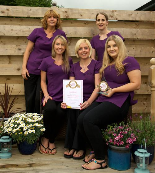 Best Spa Day Northamptonshire