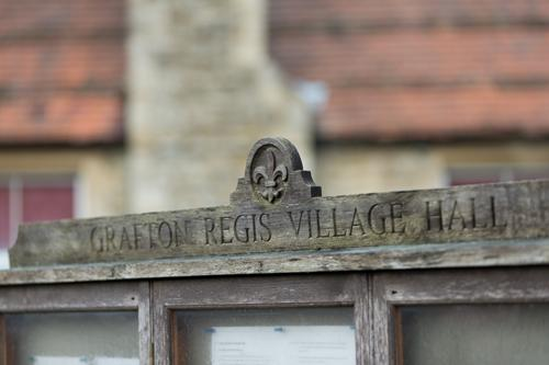 In the welcoming atmosphere of our colourfully decorated Village Hall, enjoy the history of the tiny south Northamptonshire village of Grafton Regis through food from the eleventh to the twentieth centuries.