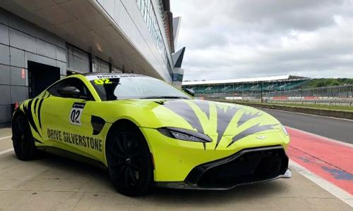 Silverstone, the Home of British Motor Racing, is delighted to announce that Aston Martin has chosen the circuit to be the new base of their testing and development programme.