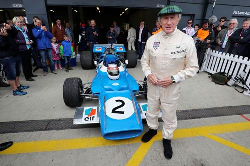 Fifty years on, Flying Scot relives his 1969 British Grand Prix victory • Three time champion reunited with his race winning Matra MS80-02 • Racing legend recreates history over record-breaking weekend • Raising funds for Stewart's own Race Against Dementia Fellowship Programme with Alzheimer's Research UK