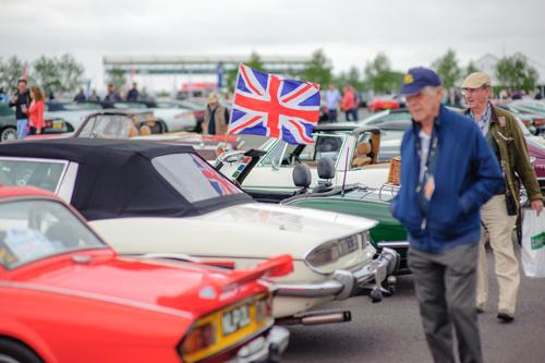More than 120 car clubs signed up for Silverstone Classic • Weekend and Saturday packages close to selling out • New clubs join the summer party showcase • Major celebrations for Ferrari, Jaguar and Aston Martin icons • All festival tickets must be purchased in advance
