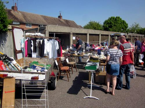 The Annual Yardley Gobion Garage Sale will take place on Saturday May 11th 2019 between 10.00 am and 1.30 pm or until it's all gone!