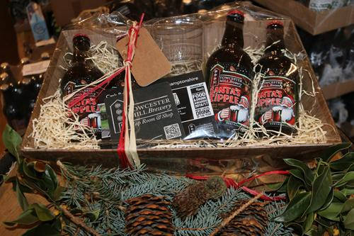 There will be plenty of gift ideas to purchase on the night - bottles, make your own hampers and gift packs - as well as the opportunity to taste and sample the different beers on offer and the speciality gins too.