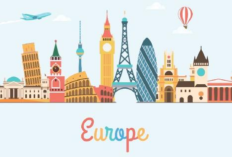 Europe is one of the most popular continents for tourists from all around the world who come to amazing cities to see something new.