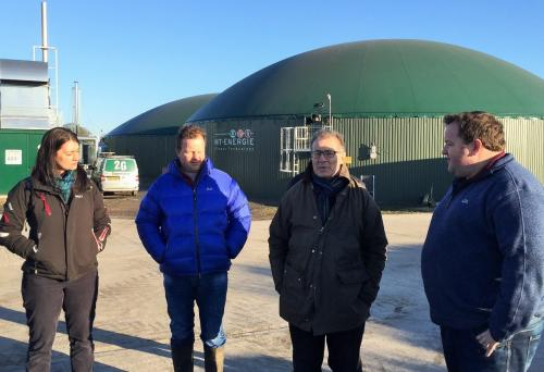 Brandon farm invests in renewable energy