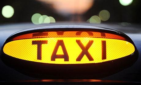 Rugby taxi driver loses license