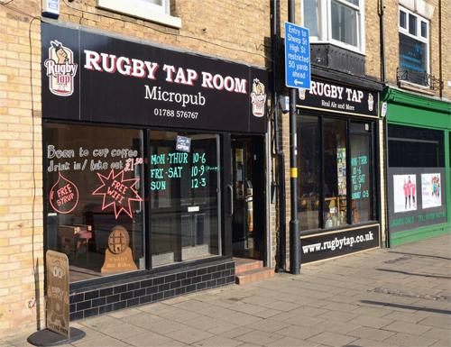 The Rugby Tap Room Micropub