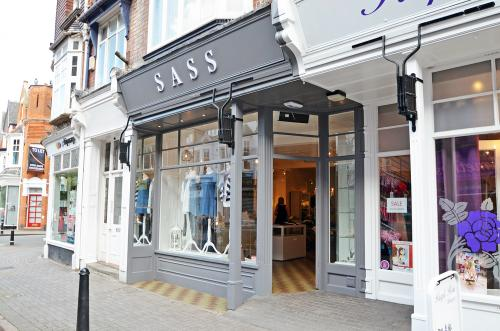 SASS Boutique Clothing, Rugby, Warwickshire