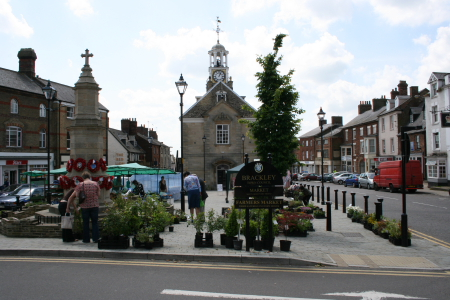 Brackley Market Place