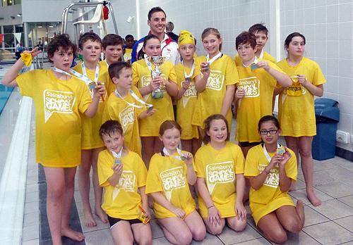 News towcester and the villages in nn12 nn12 for Primary games swimming pool sid