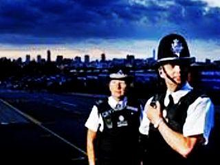 West Midlands Police stock shot