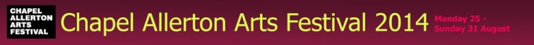 Chapel Allerton Arts Festival 2014